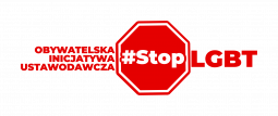 #StopLGBT – strona obywatelskiej inicjatywy ustawodawczej